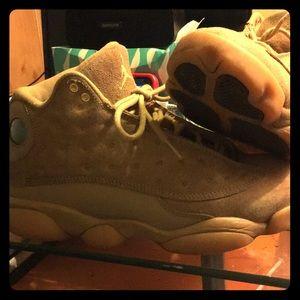 Size 8 Jordan Wheats